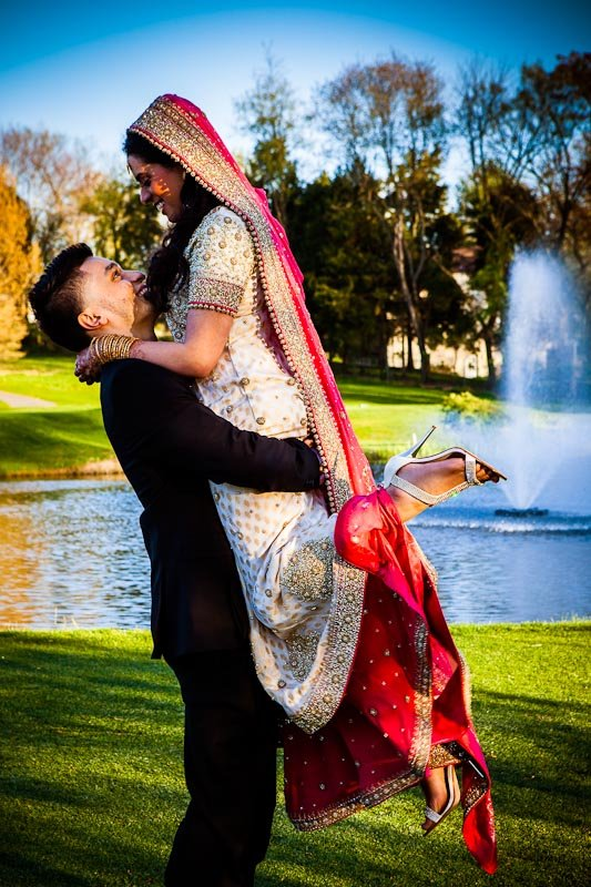 Sophia Nidal - Maryland Country Club Nikkah  - Rahul Rana Photography