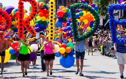 Chicago Pride Parade