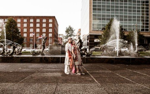 Marvi Adnan - Pakistani St Louis Rukhsati Wedding - Rahul Rana Photography