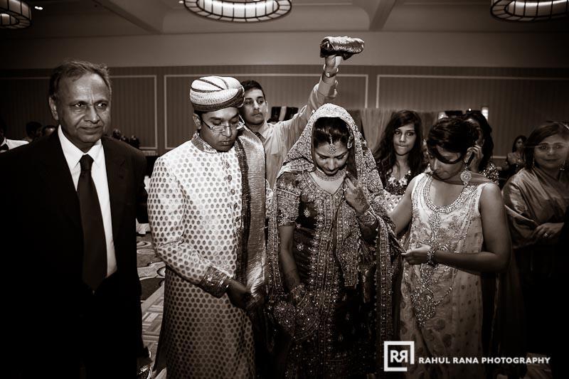 Marvi Adnan - St Louis Rukhsati Indian Wedding Photography - Union Station Marriott - Rahul Rana Photography