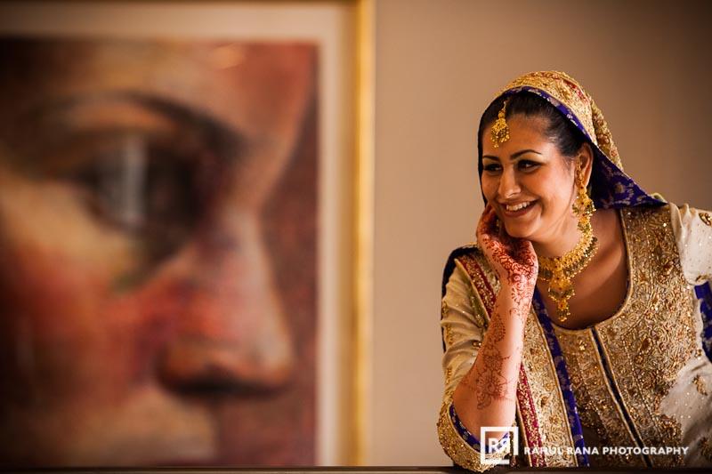 Marvi Adnan - St Louis Union Station Marriott wedding - Rahul Rana Photography