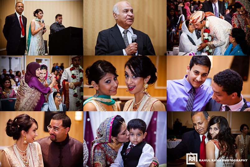Marvi Adnan - St Louis Rukhsati Wedding Photography - Union Station Marriott - Rahul Rana Photography