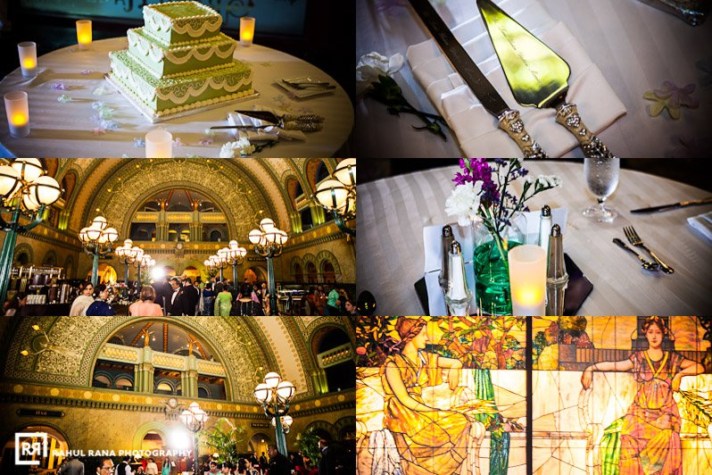 Marvi Adnan - St Louis Union Station Marriott wedding - Rahul Rana Photography