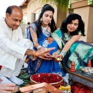 San Diego Wedding Photography Griha Shanti Puja