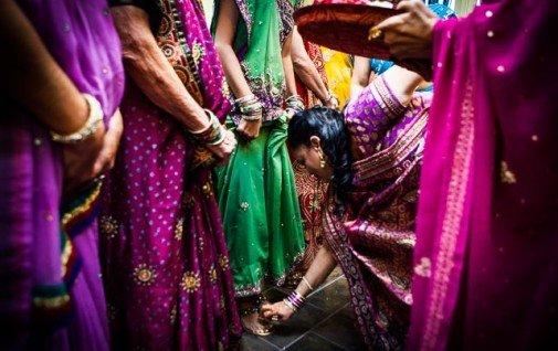 Sheetal Justin - Graha Shanti - San Antonio Indian Wedding Photography - Rahul Rana Photography