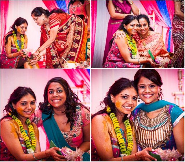 Sheetal Justin - San Antonio Wedding Photography - Pithi