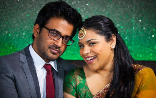 Anu Chetan - Trump Chicago E-Session - South Indian Wedding Photography - Rahul Rana Photography