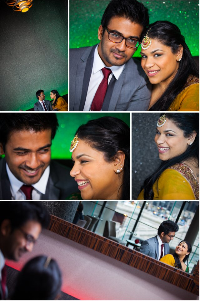 Anu Chetan - Trump Chicago Engagement Session - Rahul Rana Photography 2