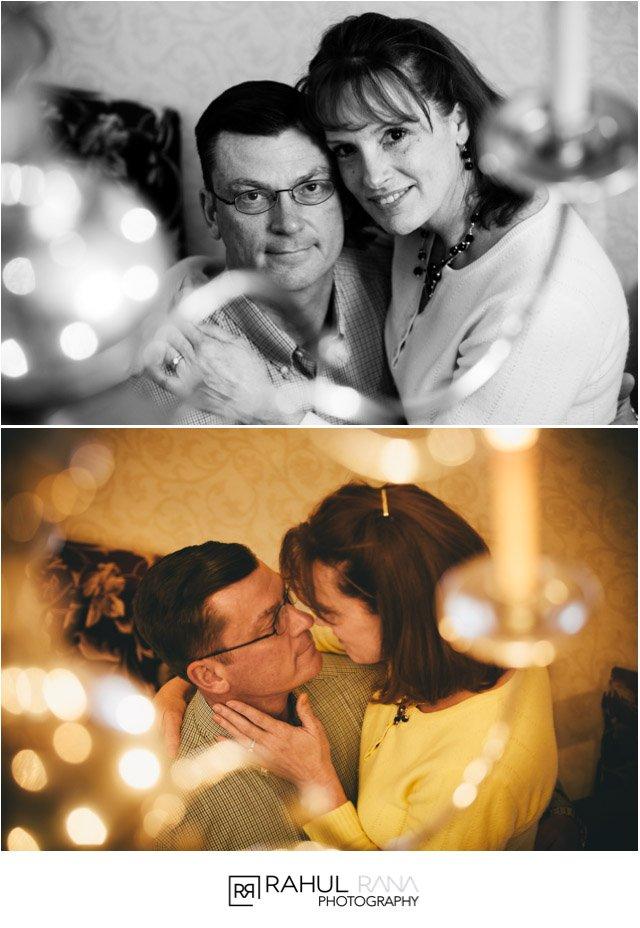 Cheri & Rick- Ft Belvoir Virginia Wedding - Engagement Photography - Rahul Rana Photography