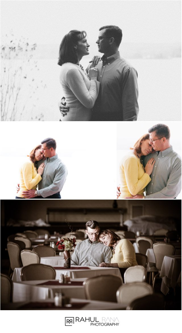 Cheri & Rick- Virginia Wedding - Engagement Photography - Rahul Rana Photography