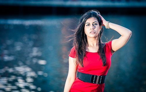 Ankita - Chicago High School Senior Fashion Portraits - Rahul Rana Photography