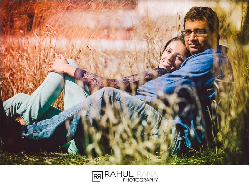 Preet Aditya - Chicago Lincoln Park Engagement Wedding - Rahul Rana Photography