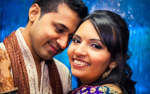 Divya & Jay - Wedding - Engagement Photography - Rahul Rana Photography