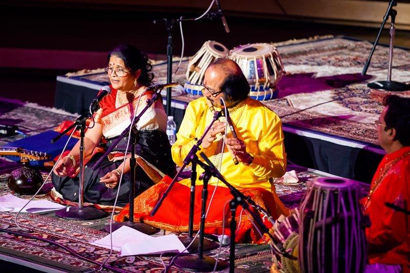Vibrations Concert - Sadhana School of Indian Music Event - Rahul Rana Photography