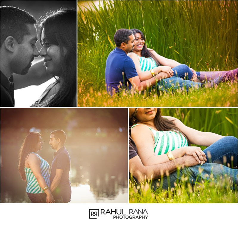 Nikita Ram - Chicago Engagement Session Photography - Rahul Rana Photography