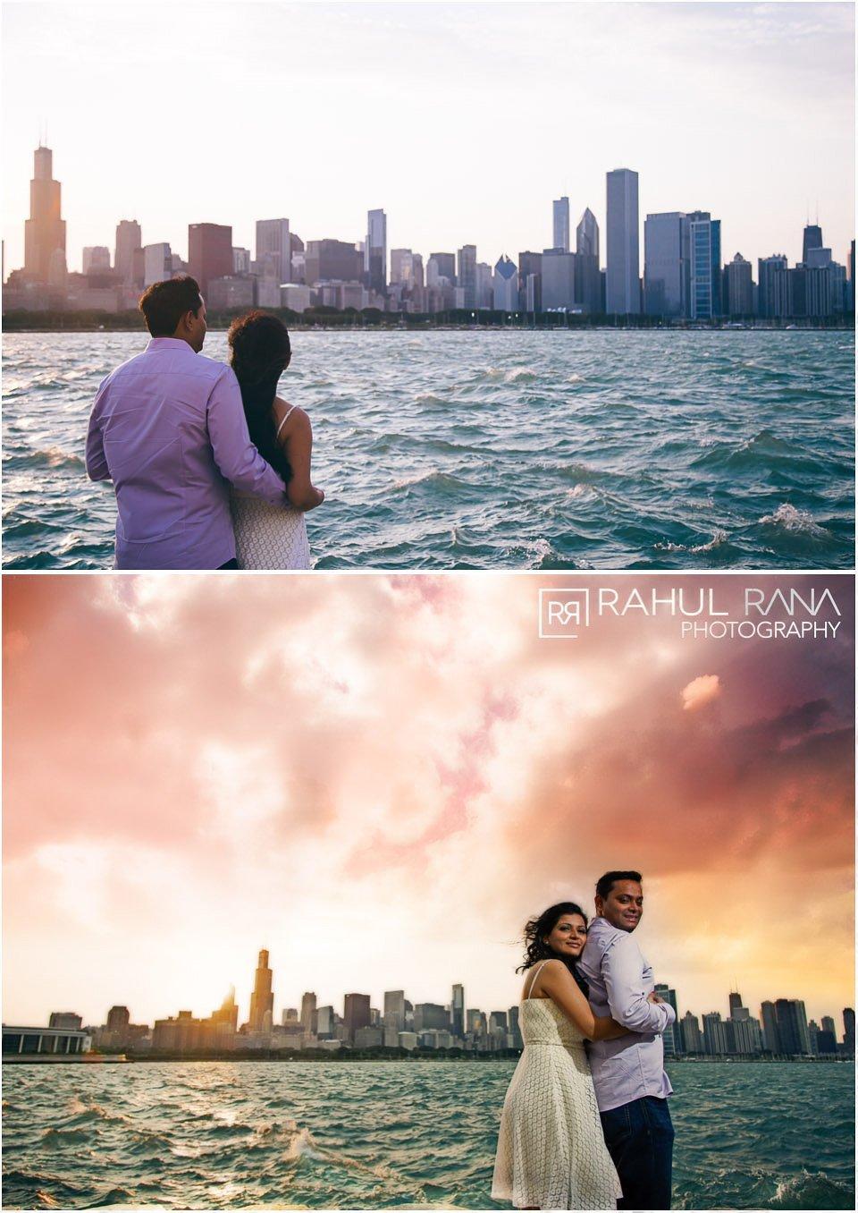 Dipali Amp Shashin Engagement Rahul Rana Photography