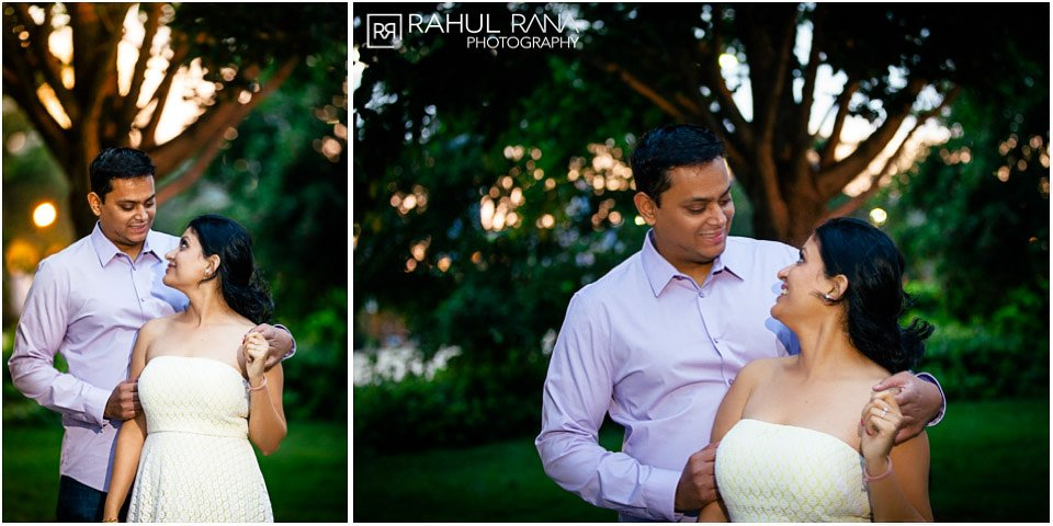 Dipali Shashin - Chicago Park Engagement - Rahul Rana Photography