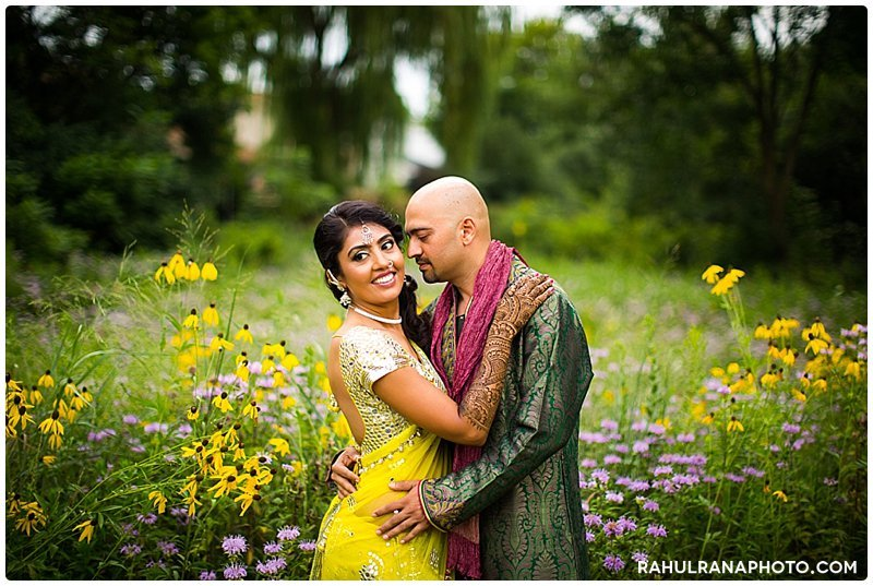 Roopal Aashit | Bartlett Illinois Gujrati Mehndi Wedding Ceremony | Rahul Rana Photography