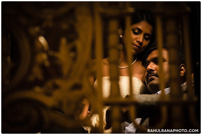 Divya Ajin - UIC Engagement - Rahul Rana Photography