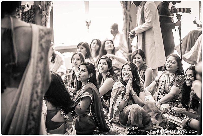 Roopal Aashit - Hindu Puja Ceremony - Rahul Rana Photography