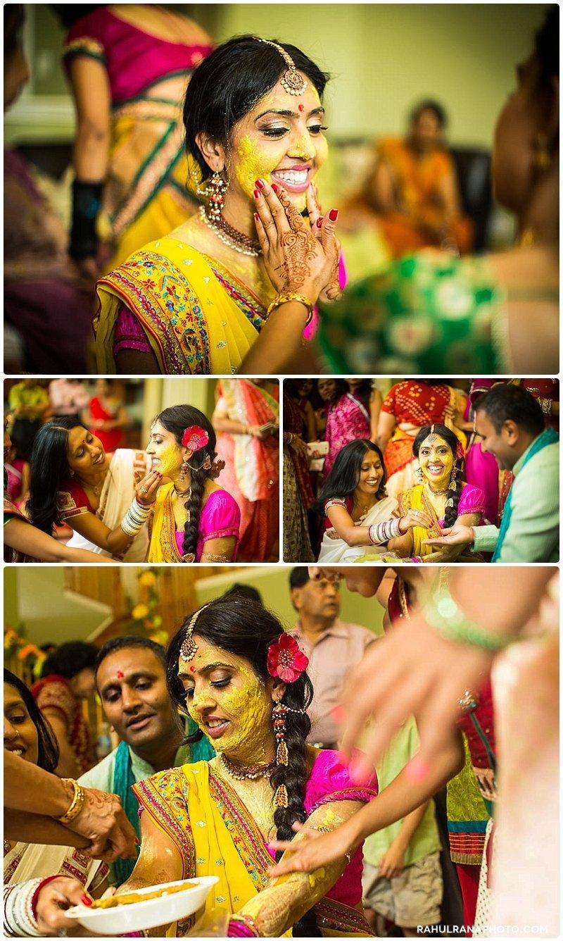 Roopal Aashit - South Asian Rituals - Rahul Rana Photography