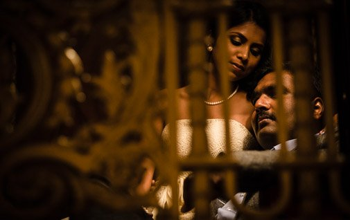 Divya Ajin - UIC - Engagement Photography - Rahul Rana Photography