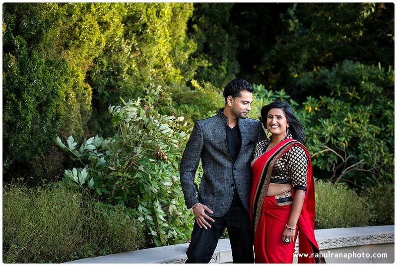 Neha Keyur - Evanston Wilmette engagement session - Rahul Rana Photography