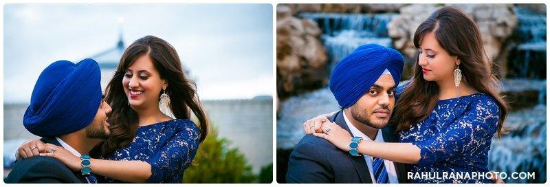 Perneet Jaspreet - Shedd Aquarium engagement session - Rahul Rana Photography