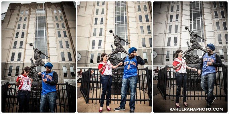 Perneet Jaspreet - Chicago Bulls United Arena Knicks Rockets - Rahul Rana Photography