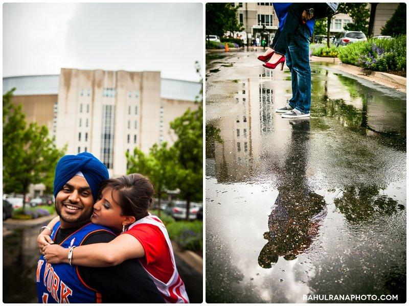 Perneet Jaspreet - Chicago Bulls United Arena esession - Rahul Rana Photography