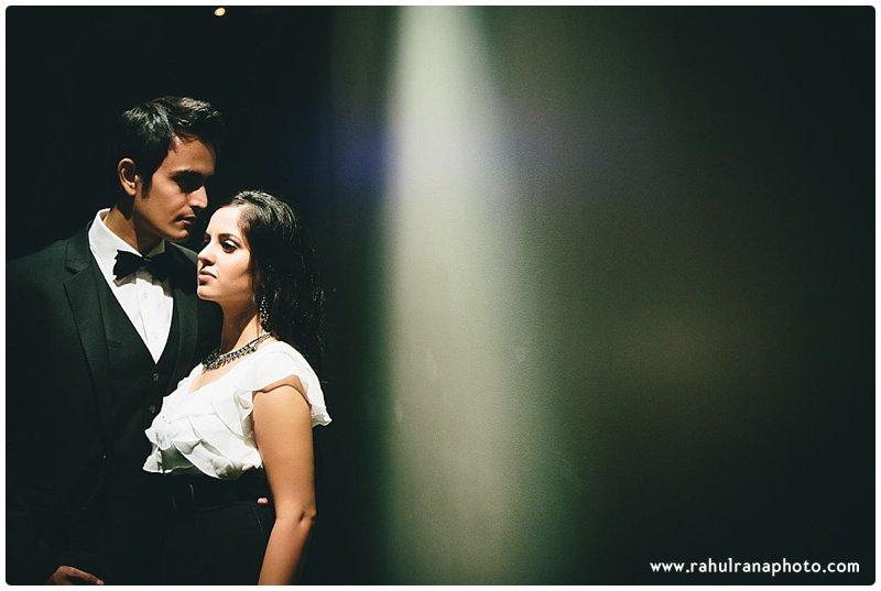 Rina Sunny - Chicago UIC engagement session - Rahul Rana Photography