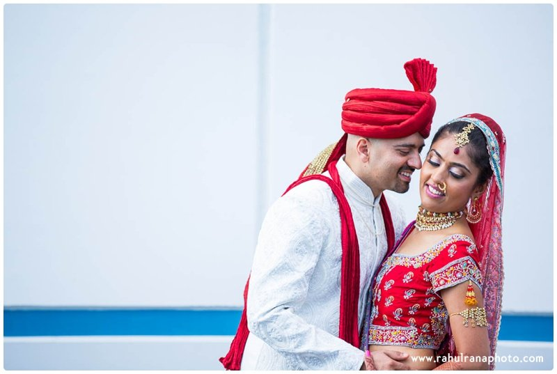 Roopal Aashit - Streamwood Indian Wedding - Rahul Rana Photography