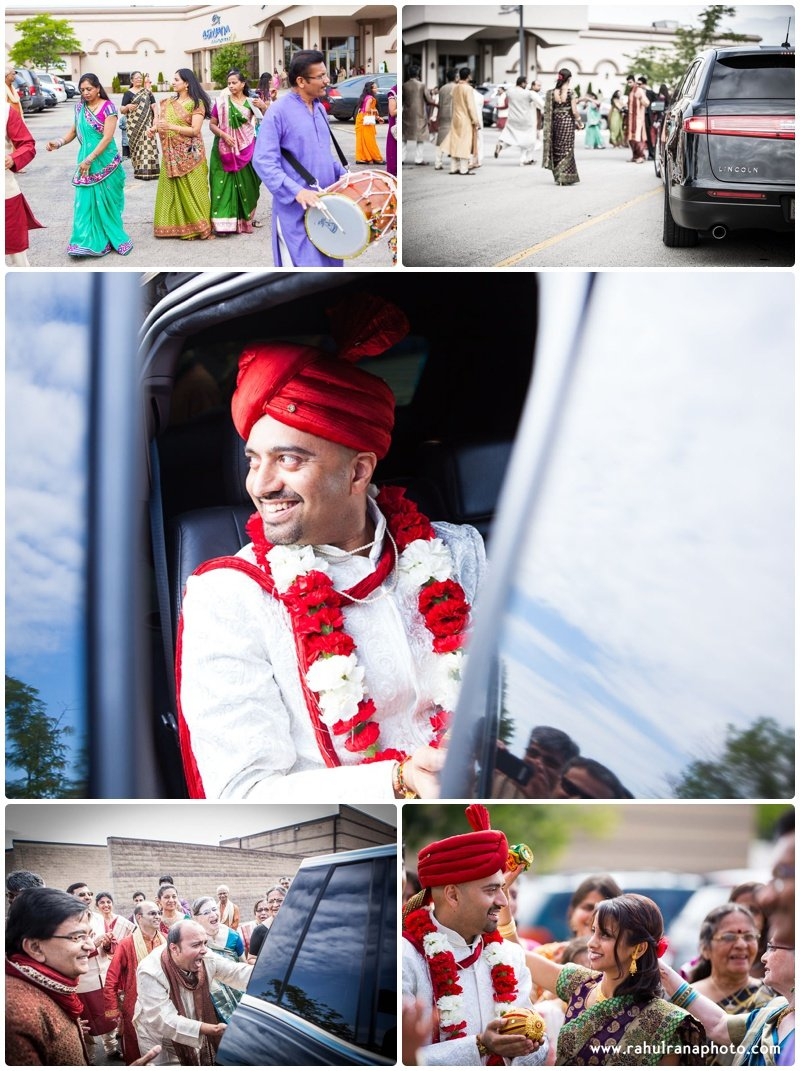 Roopal Aashit - Chicago Indian Wedding - Rahul Rana Photography