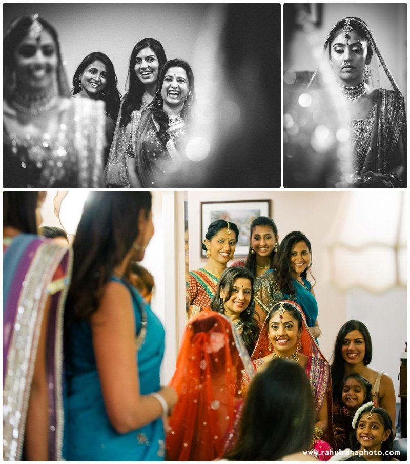 Roopal Aashit - Bridesmaids Wedding - Rahul Rana Photography