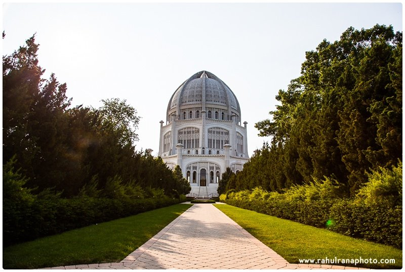 Baha'i Temple - Evanston Illinois - Rahul Rana Photography_0004
