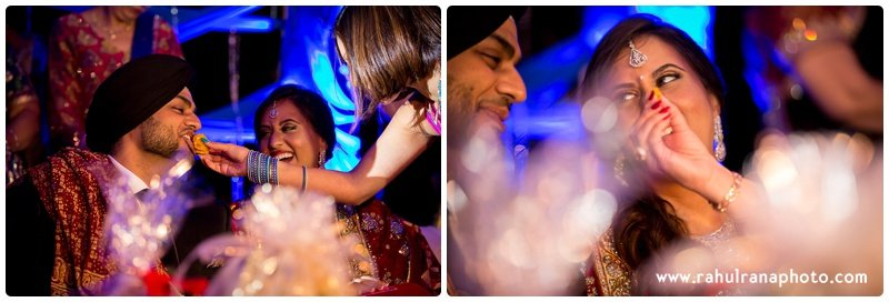Perneet Jaspreet - Mississippi Ring Ceremony - Indian Punjabi Engagement - Rahul Rana Photography