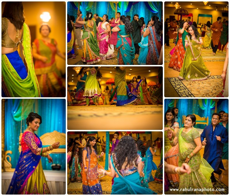 Neha Keyur - Waterford Banquets Garba - Elmhurst Illinois - Rahul Rana Photography