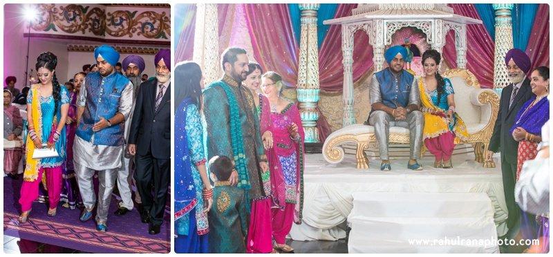 Perneet Jaspreet Punjabi Jago Royal Albert S Palace