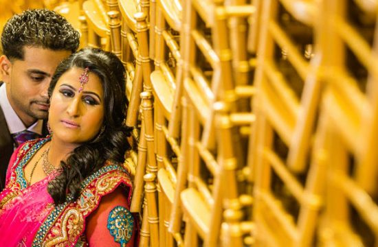 Neha Keyur - Gujarati Elmhurst Illinois Wedding - Waterford Banquets - Rahul Rana Photo