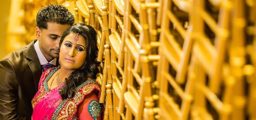 Neha Keyur - Gujarati Elmhurst Illinois Wedding - Waterford Banquets - Rahul Rana Photo