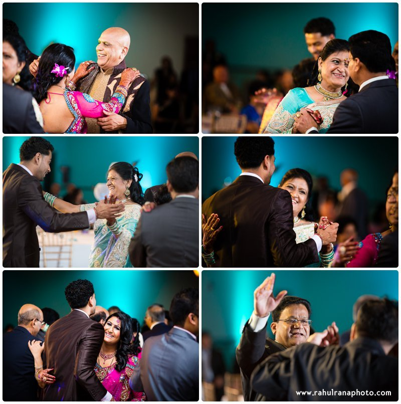Neha Keyur - Reception Dance Chicago - Waterford Banquets - Rahul Rana Photo