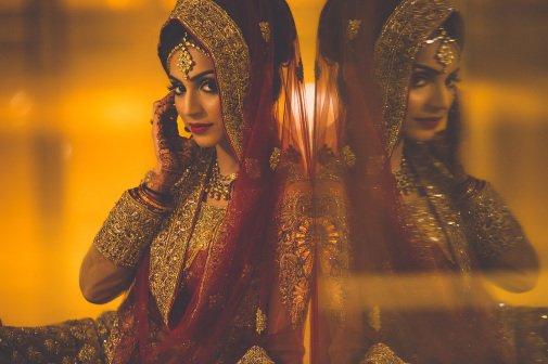 Ayesha - Schaumburg Nikkah - Wedding - Rahul Rana Photo