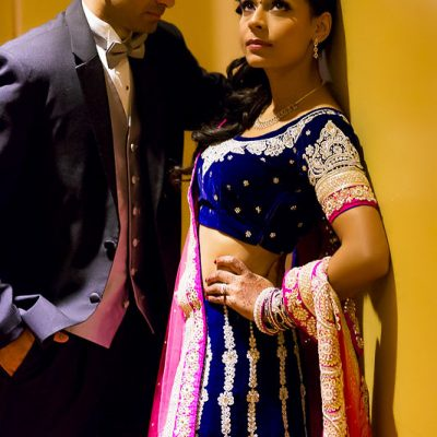 Hetal Mihir - Rolling Meadows Club - Wedding Reception - Rahul Rana Photography