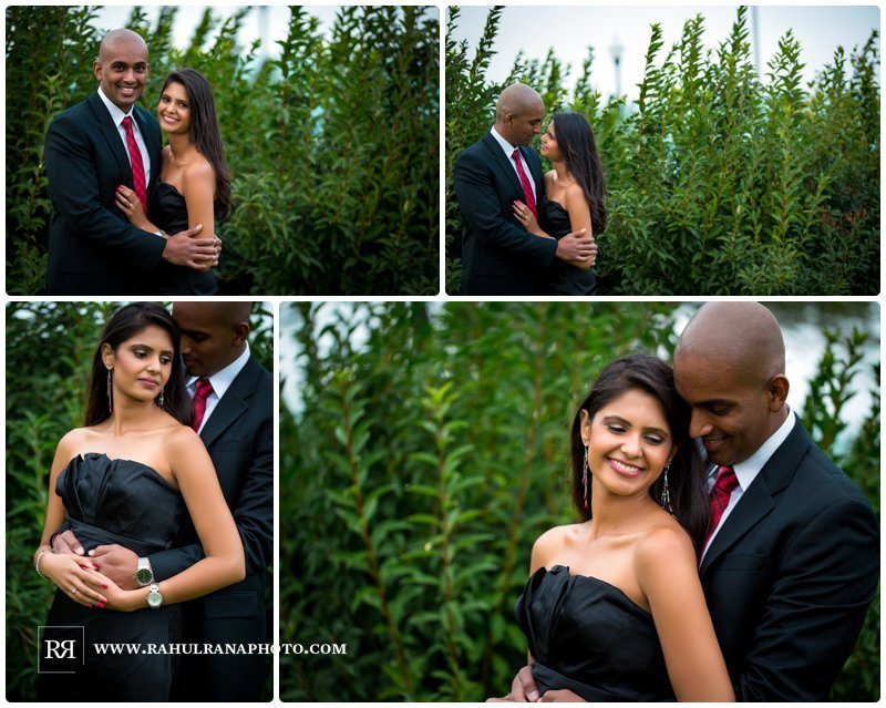 Pinkie Hardik - Chicago Park Green Bush - Engagement Session - Rahul Rana Photography_0009.jpg