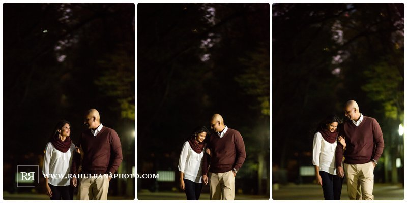 Pinkie Hardik - Chicago Park Walk - Engagement Session - Rahul Rana Photography_0011.jpg