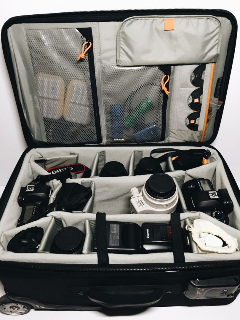 Camera equipment bag - LowePro x200