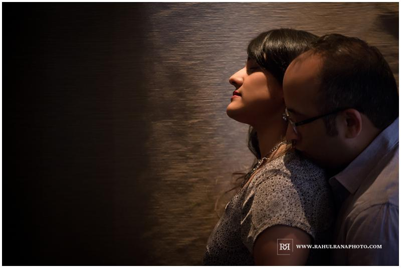 Embeya Chicago - West Loop Engagement Session - Neel Puja - Rahul Rana Photography
