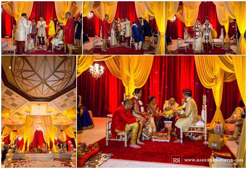 Puja Neel - Chicago Marriott O'Hare - Indian Wedding