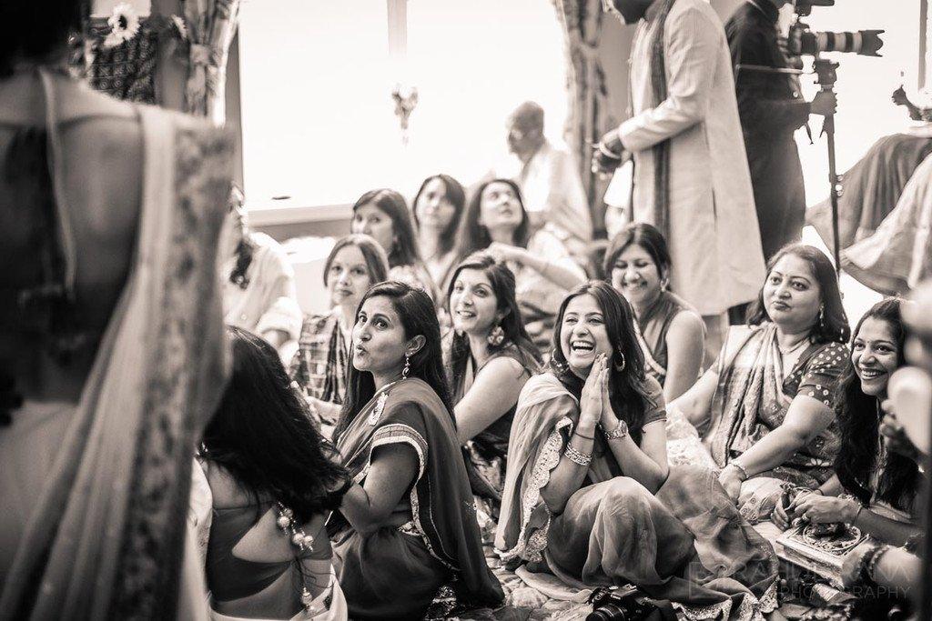 Bartlett Indian Wedding - Graha Shanti Vidhi Pooja - Roopal Aashit - Rahul Rana