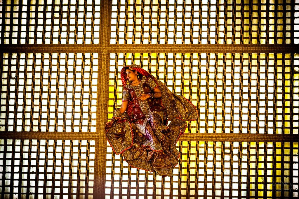 Marvi - St Louis Union Station Marriott - Indian Wedding